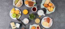Hotel petit déjeuner breton