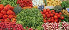 marché gourmand à Brest