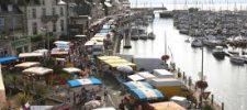 marchés gourmands à proximité de Brest