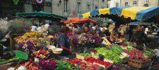 marchés gourmand autour de Brest