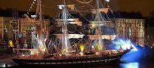 festival de bateaux à Brest