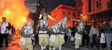 soirée carnaval de Brest